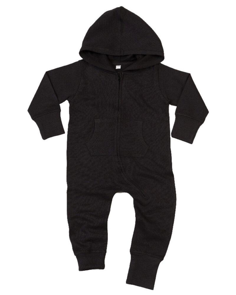 Babybugz Baby All-in-One Black