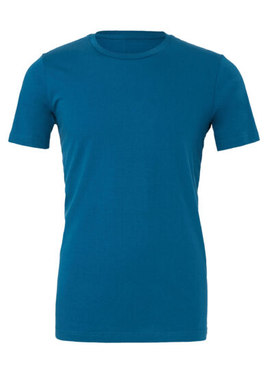 Bella Canvas Unisex Jersey Short Sleeve Tee Deep Teal