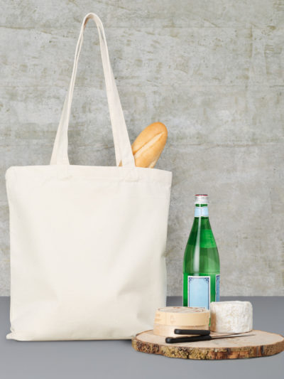 Jassz Classic Long Handle Canvas Tote