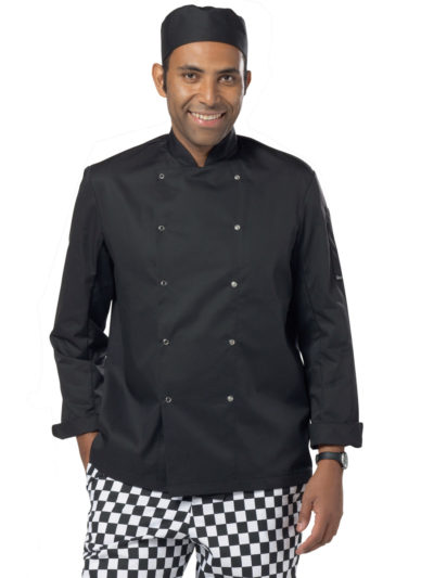 Economy Long Sleeve Chef's Jacket