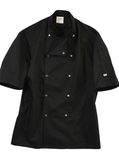 Economy Short Sleeve Chef's Jacket