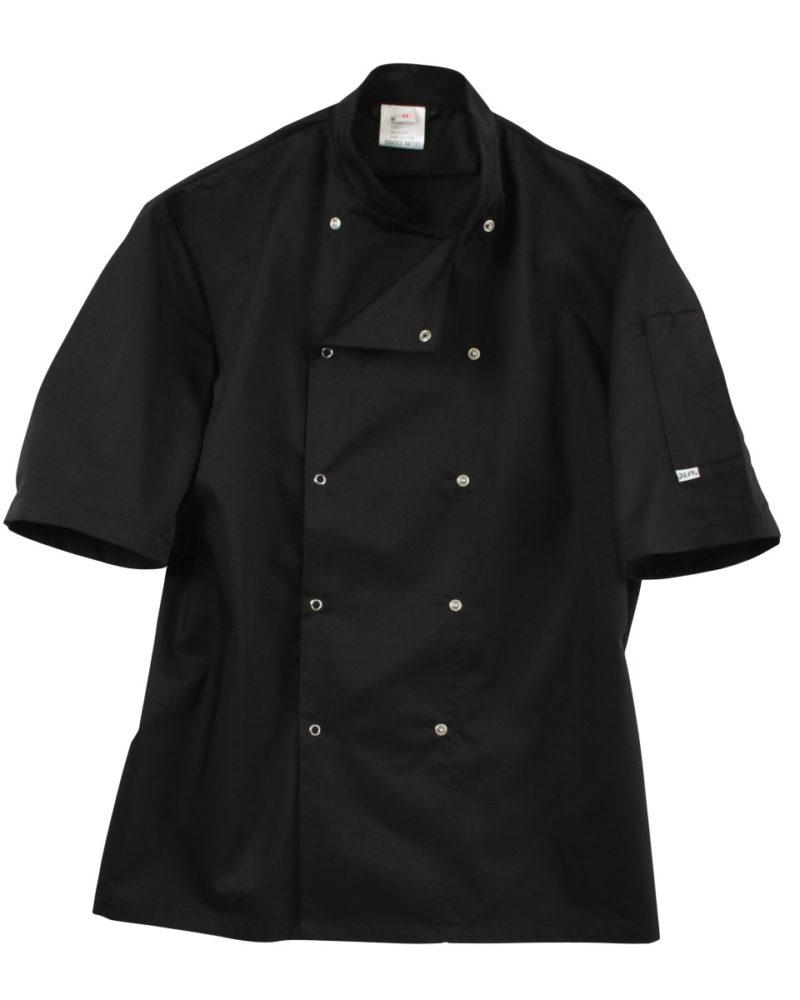 Economy Short Sleeve Chef's Jacket