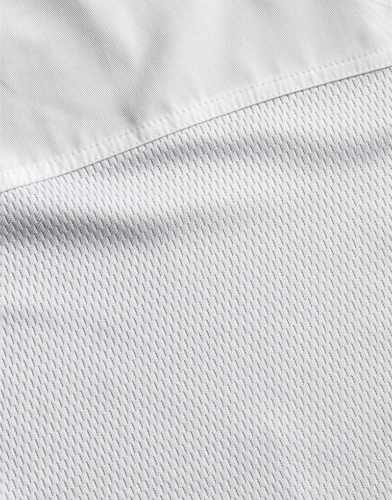 Dennys AFD Removable Stud Chefs Jacket White