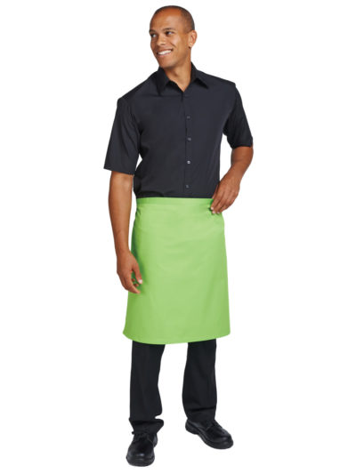 Denny's Multicoloured Waist Apron 28x36