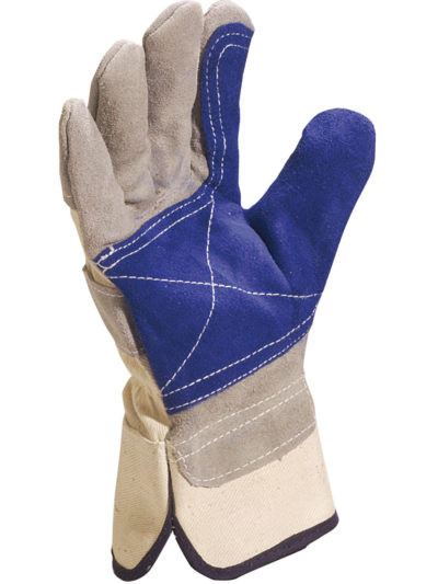 Cowhide Split Leather Glove