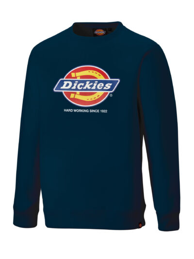 Dickies Longton Sweatshirt Navy Blue