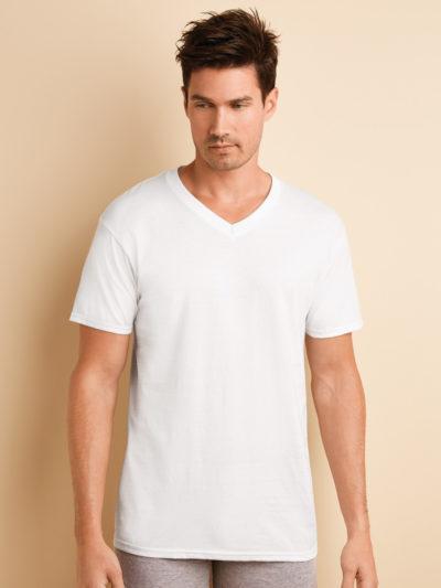 Gildan Platinum Mens Underwear V-Neck