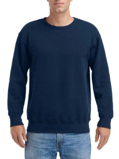 Gildan Hammer Adult Crew Sweatshirt Sport Dark Navy