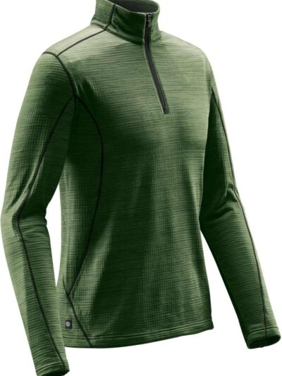 Stormtech Men's Base Thermal 1/4 Zip Earth
