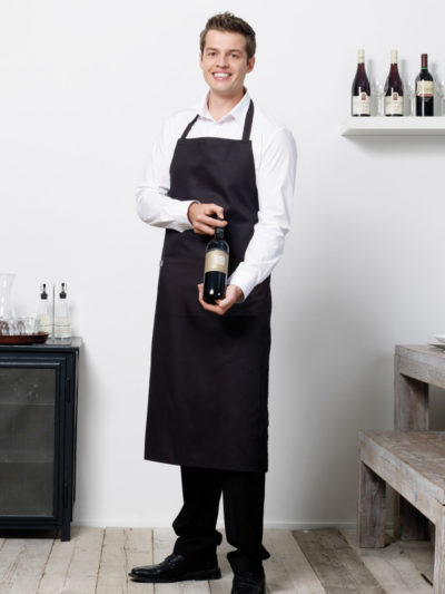 Jassz Bistro Bib Apron With Pocket