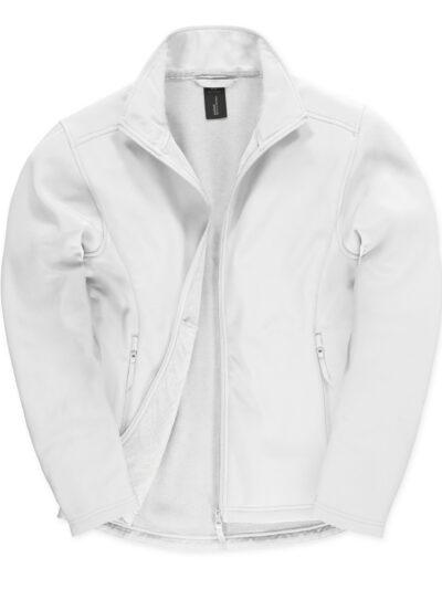 B&C ID.701 Softshell Jacket White