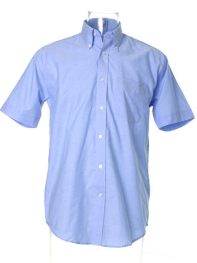 Men's Workwear Oxford Short Sleeve Shirt