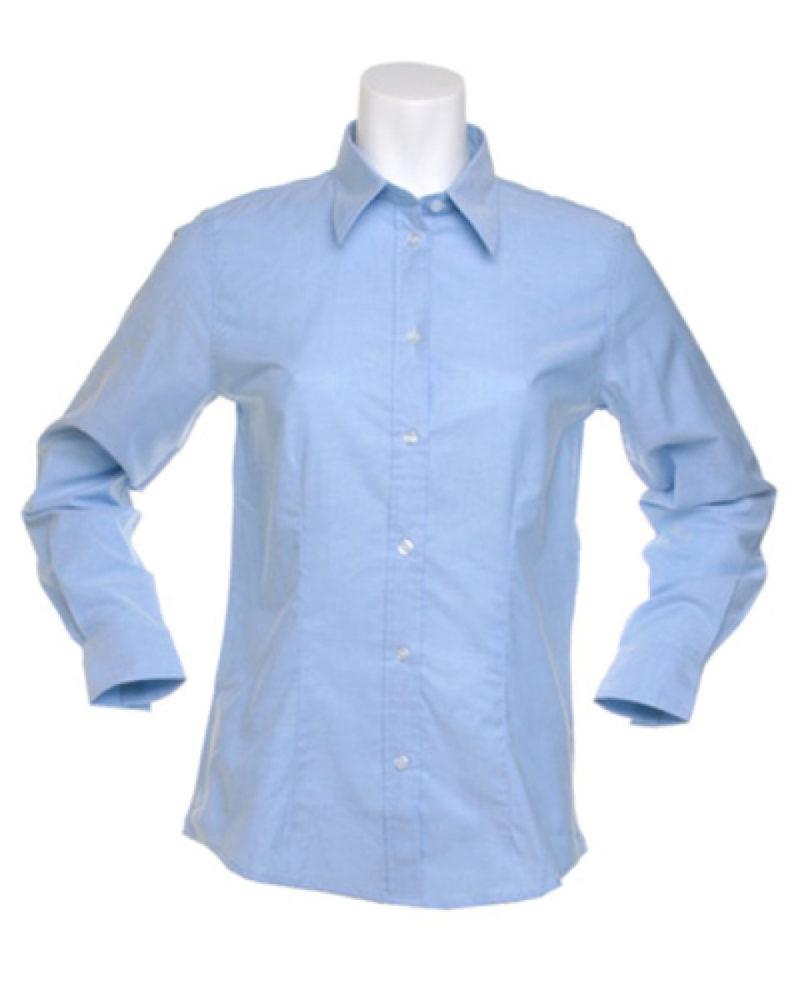 Ladies' Workwear Oxford Long Sleeve Shirt