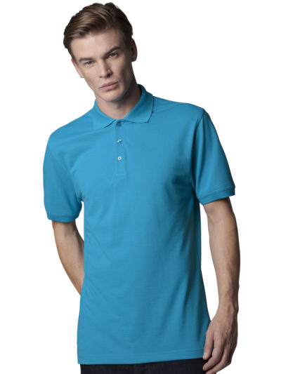Kustom Kit Mens Slim Fit S/S Polo