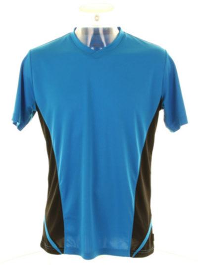Men's Cooltex V-Neck Short Sleeved Team Top