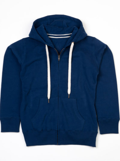 Mantis Superstar Mens Zipped Hoodie
