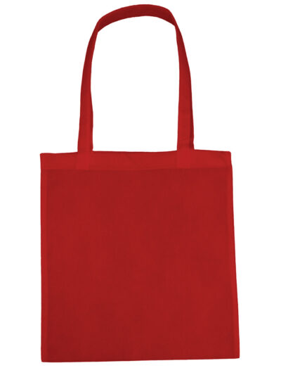 Bags By Jassz Basic Shopper LH Red