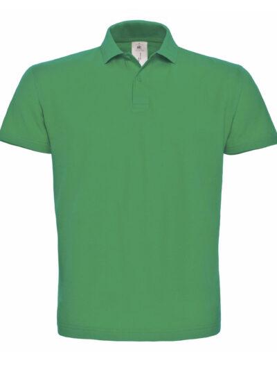 B&C ID.001 Polo Shirt Kelly Green
