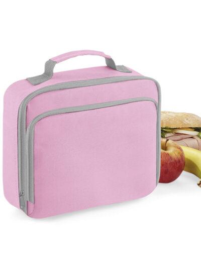 Quadra Lunch Cooler Bag Classic Pink