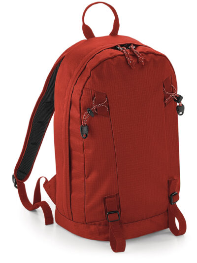 Quadra Everyday Outdoor 15L Backpack Burnt Red