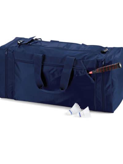 Quadra Jumbo Sports Holdall French Navy
