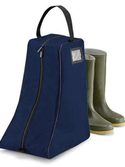 Quadra Boot Bag French Navy and Black
