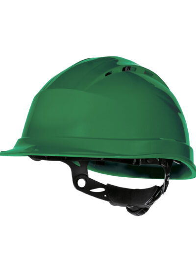 Delta Plus Quartz Rotor® Safety Helmet Green
