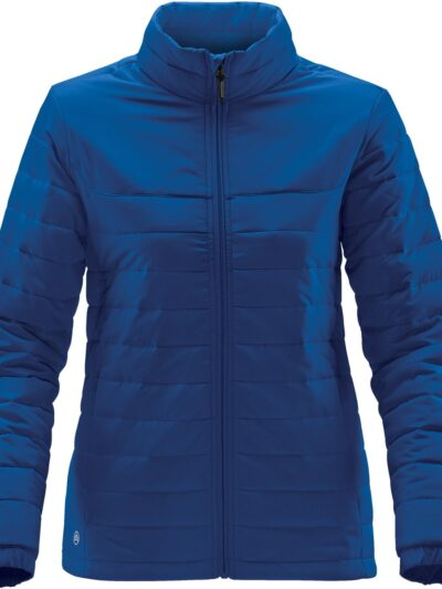 Stormtech Women's Nautilus Quilted Jacket Azure Blue