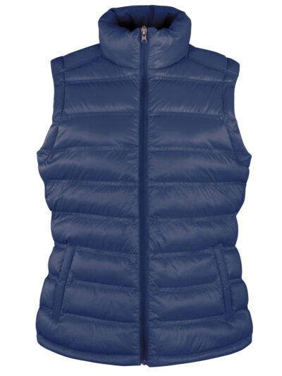 Result Urban Outdoor Wear Ladies' Ice Bird Padded Gilet Navy Blue