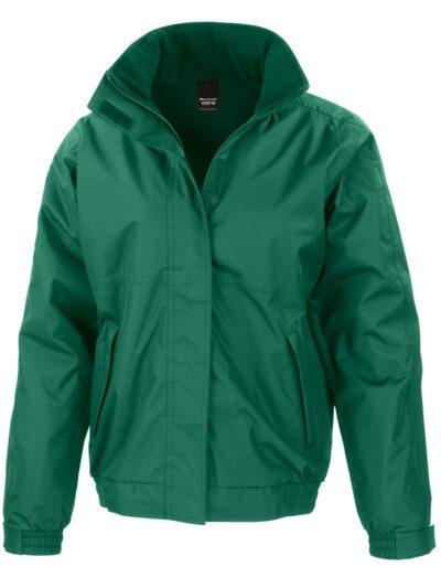 Result Core Men's Channel Jacket Bottle Green
