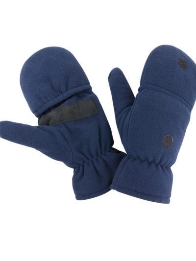 Result Winter Essentials Palmgrip Glove-Mitt Navy Blue
