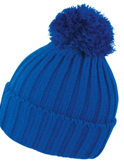 Result Winter Essentials HDi Quest Knitted Hat Royal Blue