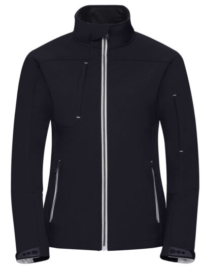 Russell Ladies' Bionic Softshell Jacket French Navy
