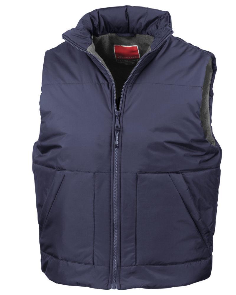 Fleece Lined Bodywarmer