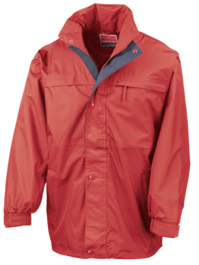Mid-Weight Multi-Function Jacket