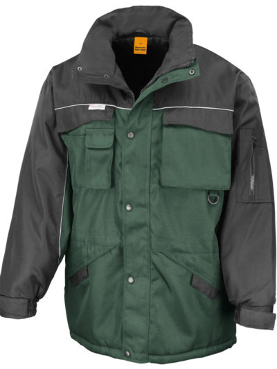 Workwear Heavy Duty Combo Coat
