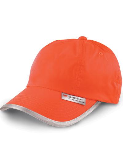 Result Headwear Hi-Vis Cap Hi Vis Orange