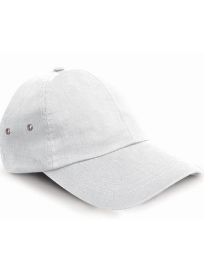 100% Plush Finish Cap