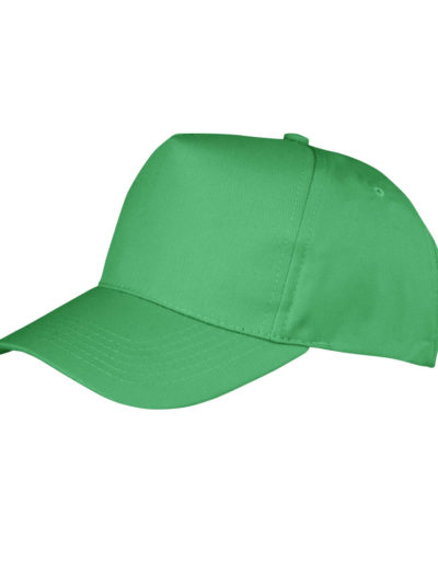 Result Core Boston 5-Panel Printers Cap (RC84X)