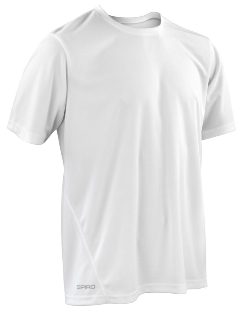 Spiro Mens Quick Dry S/Sleeve T-Shirt