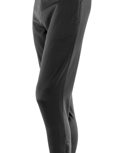 SPIRO FITNESS Men's Slimfit Jogger Black