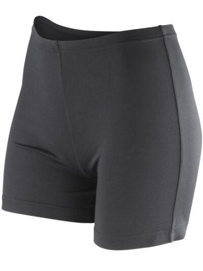 Spiro Impact Women's Impact Softex Shorts Black