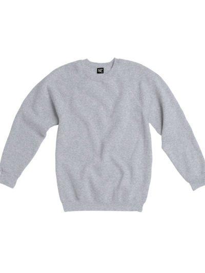 Ladies' Raglan Sleeve Crew Neck Sweatshirt
