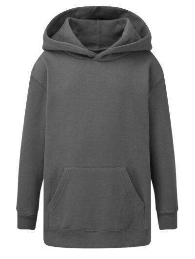 SG Kid's Hoodie Grey