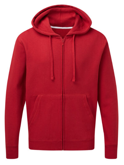 SG Men's Full Zip Urban Hoodie Red
