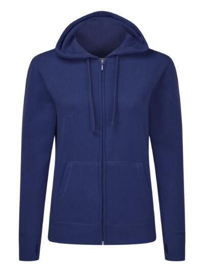 SG Ladies' Full Zip Urban Hoodie Royal Blue