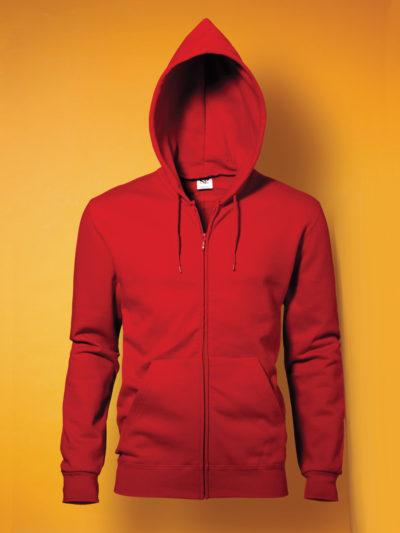 SG Mens Full Zip Hooded Sweatshirt