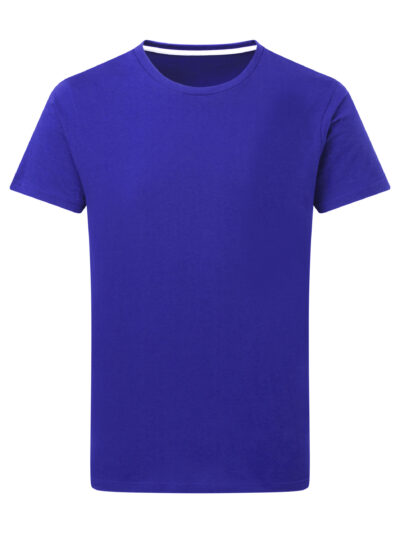 SG Men's Perfect Print Tagless Tee Royal Blue
