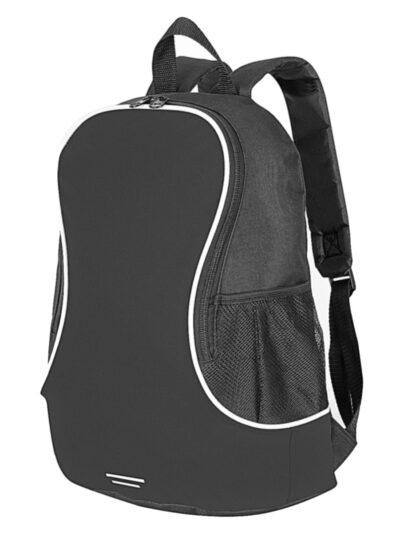 Shugon Fuji Basic Backpack Black and White