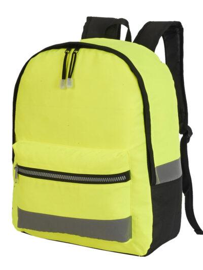 Shugon Gatwick Hi-Vis Backpack Hi-Vis Yellow